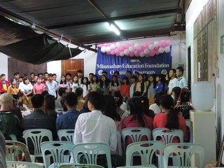 Minmahaw Academic 2019-2020 Begins